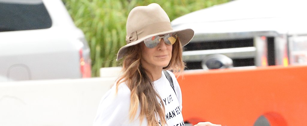 Sarah Jessica Parker Just Styled Your Weekend Outfits