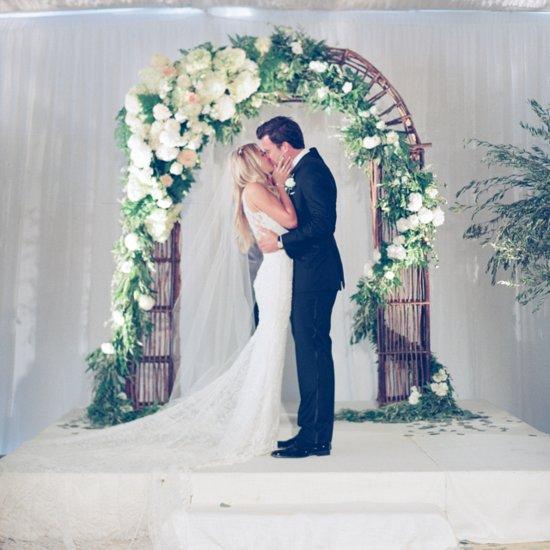 Pictures Of Lauren Conrad's Wedding