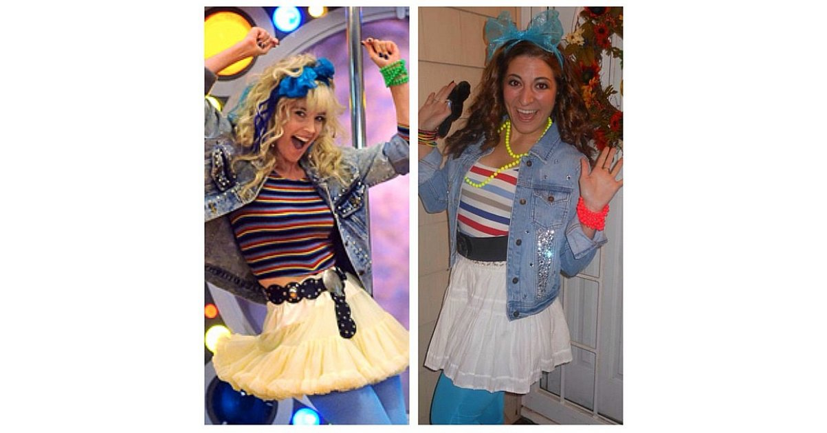 Robin Sparkles From How I Met Your Mother | 61 DIY Halloween Costume ...