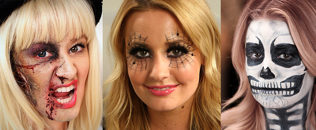 Killer Halloween Inspiration: 13 Makeup Looks to Try Tonight