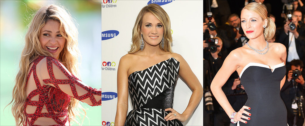 16 Celebrities Expecting New Arrivals in 2014