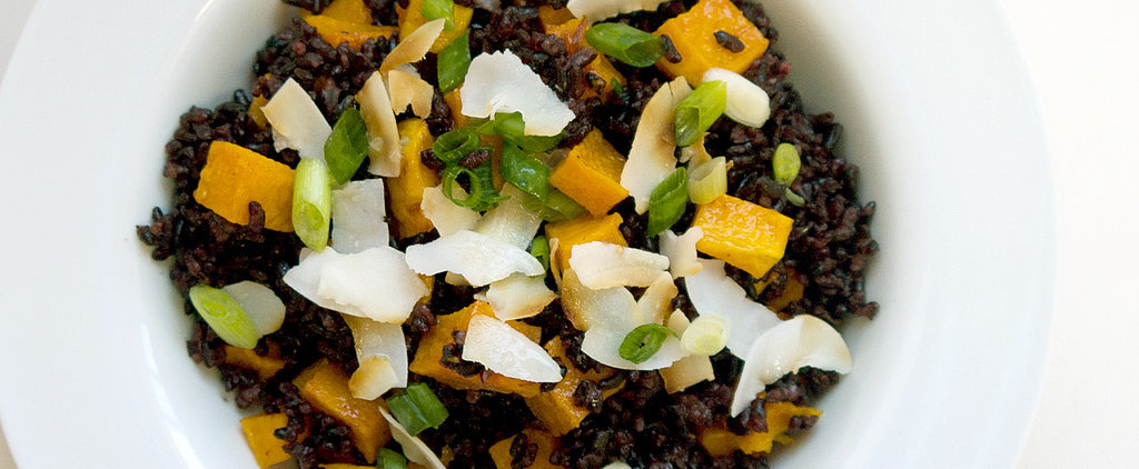Black and Orange Never Looked So Delicious With This Vegan Dish