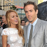 Blake Lively and Ryan Reynolds Quotes About Kids