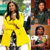 Mindy Kaling Style on The Mindy Project