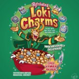 Comic Character Cereals