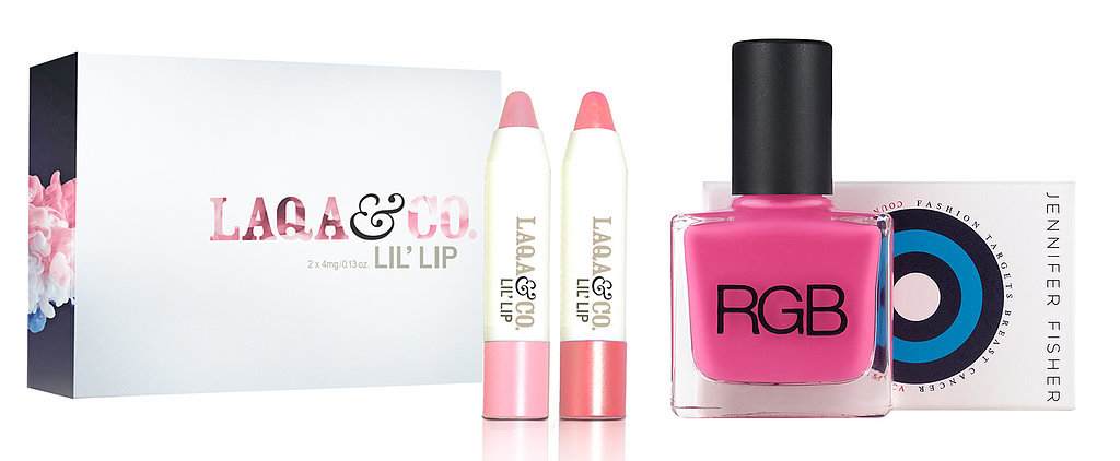 11 Beauty Goodies That Actually Give Considerable Cash to Breast Cancer