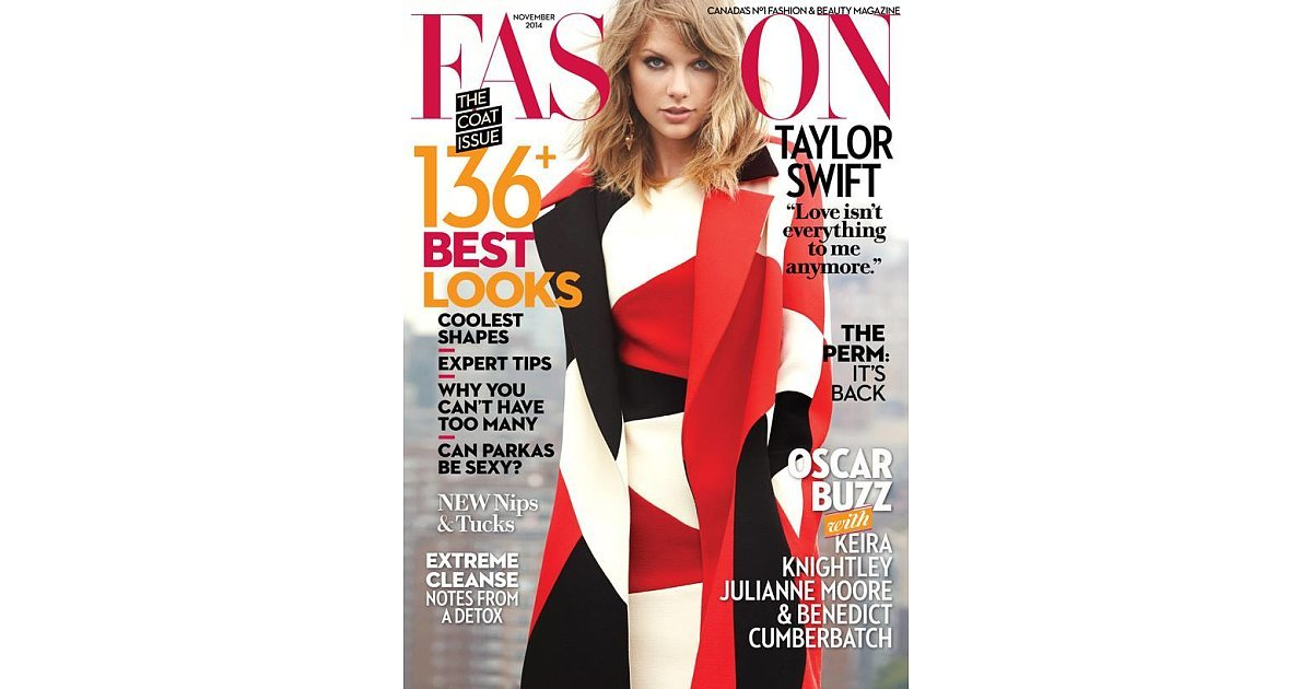 Fashion Magazine November 2014 Of All The Supermodels Our Hearts Belong To Miranda Kerr