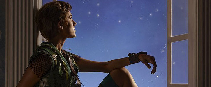 Allison Williams Takes Center Stage in the Peter Pan Live! Pictures