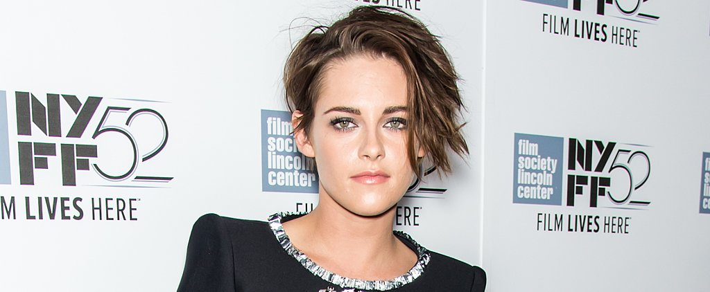Kristen Stewart Pulls Double Duty to Promote Her New Projects