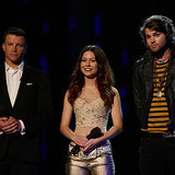The X Factor 2014 Elimination Interview: Caitlyn Shadbolt