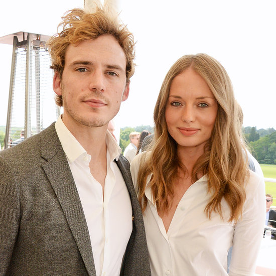 Sam Claflin and Laura Haddock in Love | Red Carpet Photos