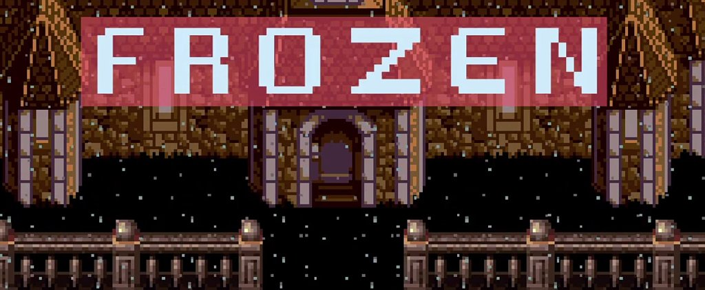 Can't Stop Watching This 8-Bit Frozen Remake