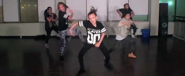 """Damn, This 11-Year-Old Dancer Killed It Again With Her """"Bang Bang"""" Moves"""
