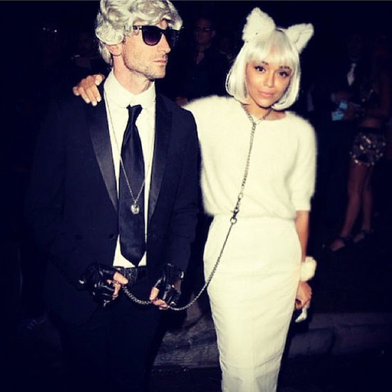 Halloween Costume Inspiration from Models