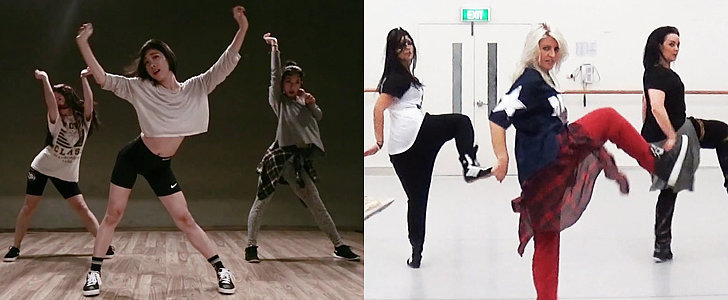 """Awesome """"Anaconda"""" Dance Routines You Need to See"""