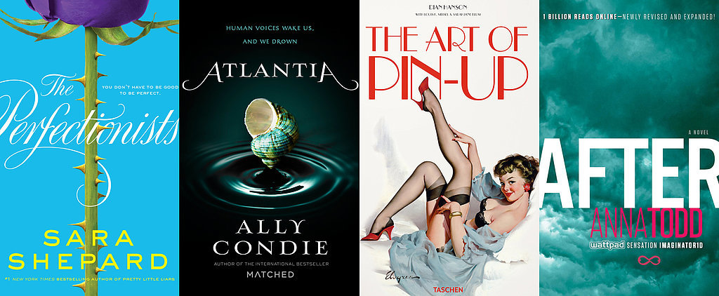 27 October Books We're DYING to Read