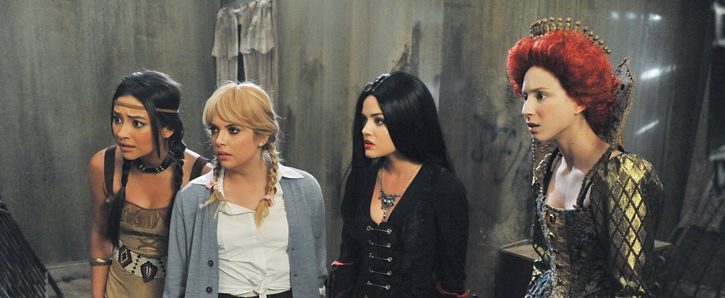 Pretty Little Costumes: Halloween Looks Inspired by the Show's Spookiest Episodes