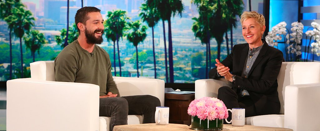 """Shia LaBeouf Gets Real About His Recent """"Hiccups"""""""