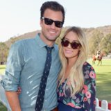 Lauren Conrad und William Tell beim Veuve Clicquot Polo