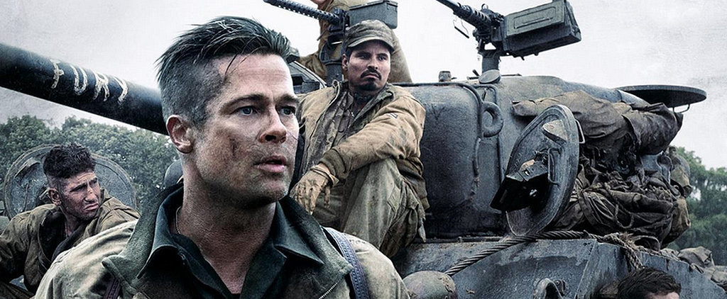 5 Hot Guys (Plus Brad Pitt) You Need to Know From Fury