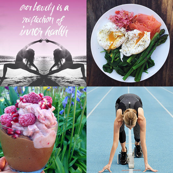 Health and Fitness Inspiration to Keep You Active