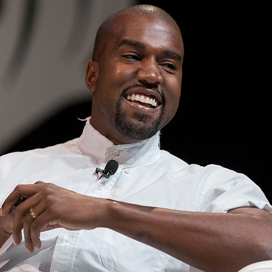 Kanye West Tweets About Not Smiling