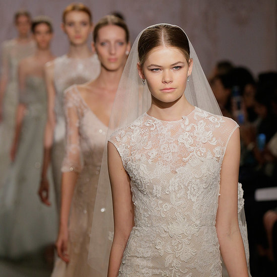 Attention, Brides! The 7 Biggest Wedding Dress Trends For Fall 2015