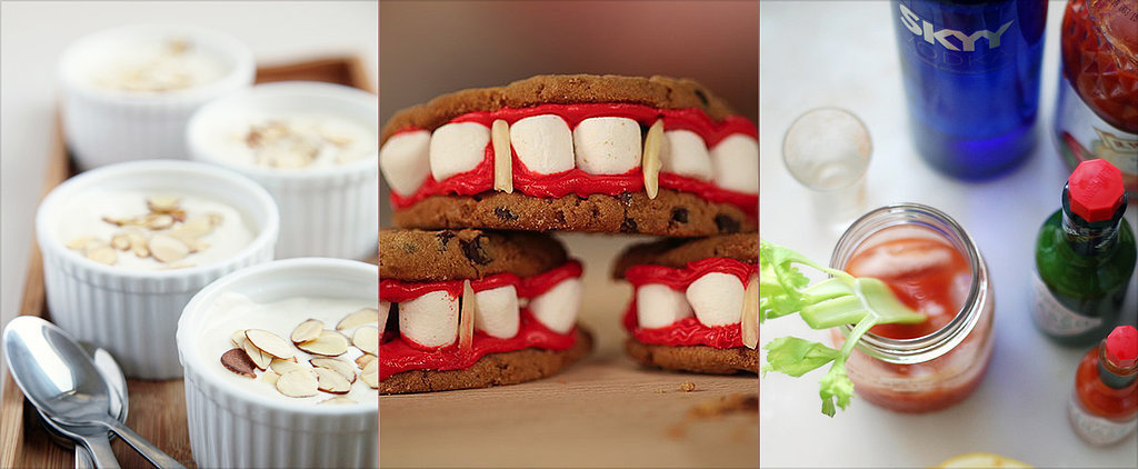 Sink Your Fangs Into This Bloody-Good Vampire Party Menu