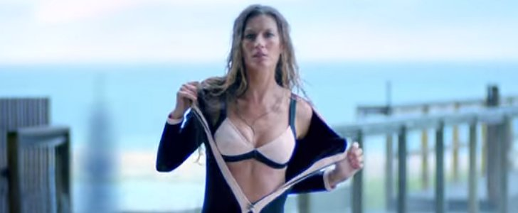 Gisele Bündchen Becomes a Sexy Surfer For Baz Luhrmann and Chanel