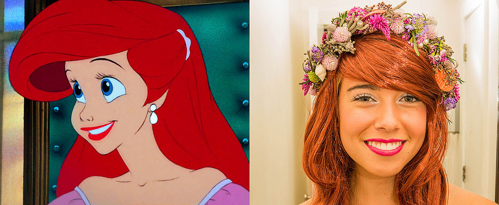 Boho Babes Will Flip For This Coachella-Princess Ariel Costume