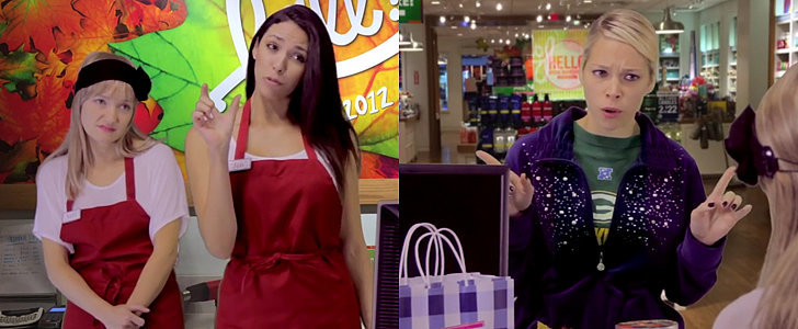 Someone Reenacted the Angela vs. Bath & Body Works Saga, and It's Perfect