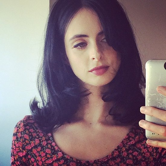 Krysten Ritter Chopped Off a Foot of Hair, Because YOLO