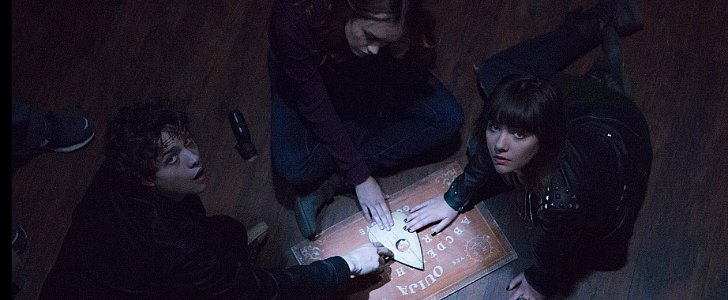 Watch a Superscary Exclusive Clip From Supernatural Thriller Ouija