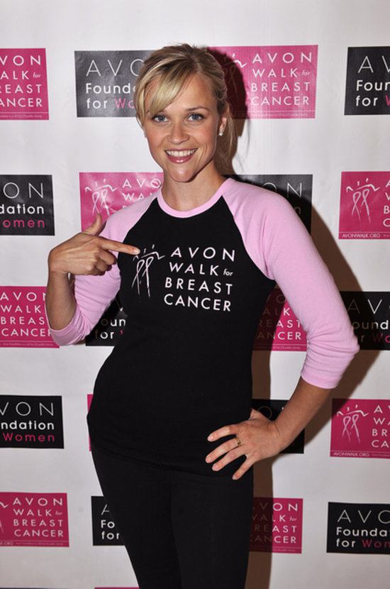 Celebrities Who Support Breast Cancer Awareness