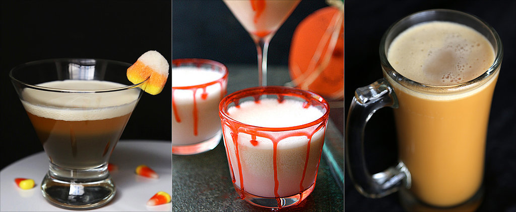 Forget Candy —These Spookily Sweet Cocktails Are Your Halloween Treat