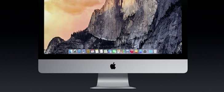 Apple's New iMac May Replace Your Super HD TV