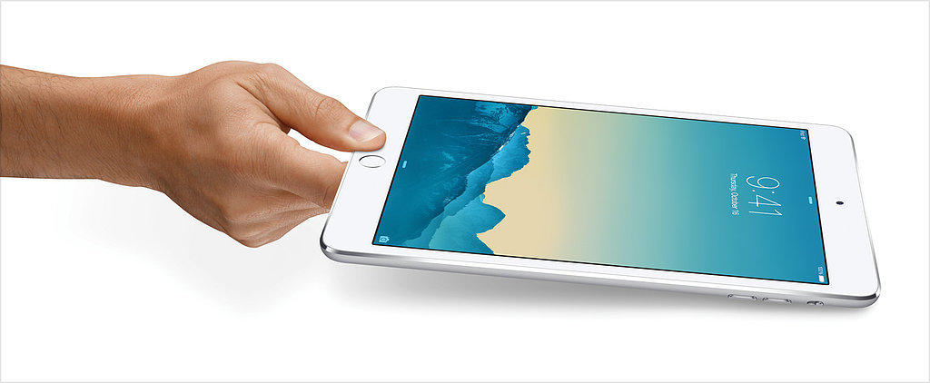 Apple Just Sneak Announced the iPad Mini 3