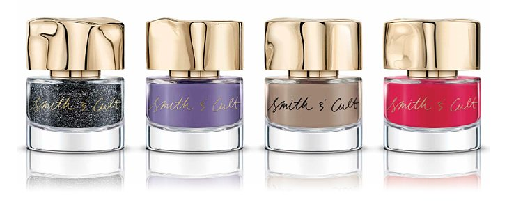 Introducing Smith & Cult, a Sassy-Sweet New Nail Polish Line