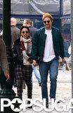 Exclusive: Robert Pattinson Looks Happier Than Ever With FKA Twigs