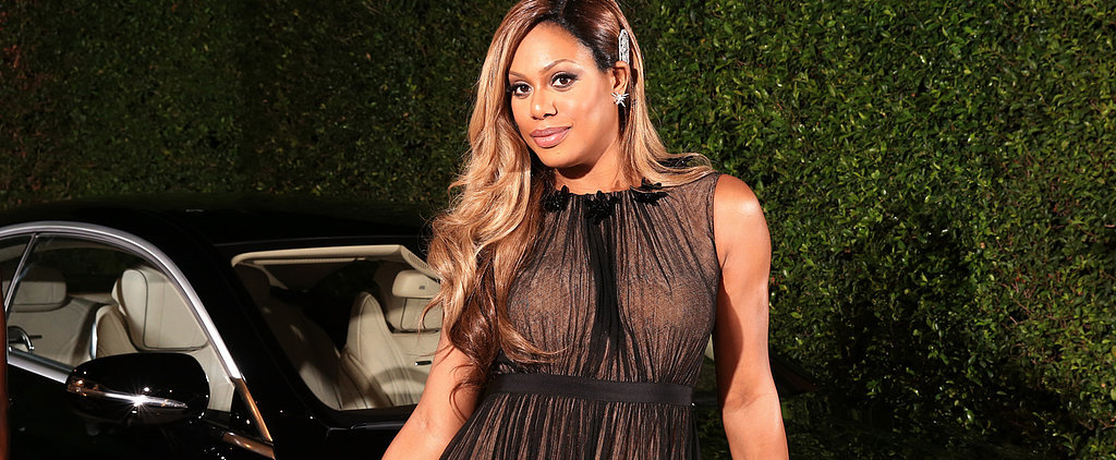 OITNB Star Laverne Cox Helps Hollywood Spotlight Transgender Stories