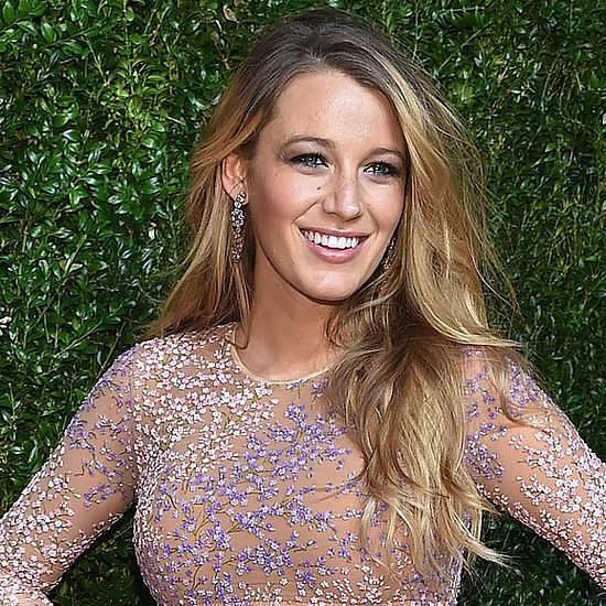 Blake Lively at the Golden Heart Awards in NYC