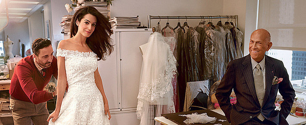 Freak Out — You Can Buy Amal Alamuddin's Wedding Gown