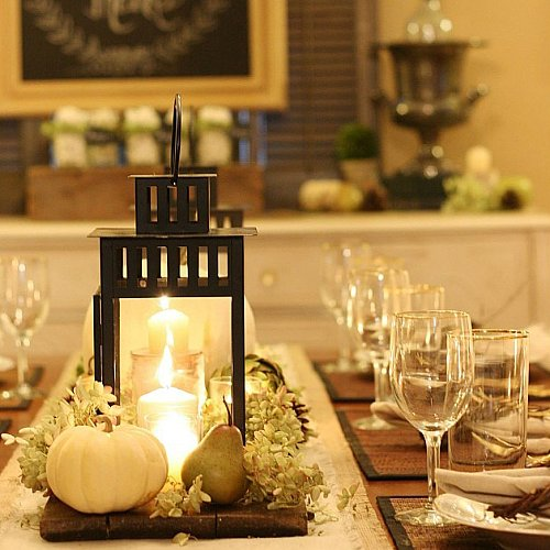Thanksgiving Table Setting Ideas From Instagram