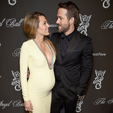 Blake Lively enceinte et Rayan Reynolds tapis rouge