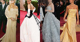 Oscar De La Renta's Most Iconic Red Carpet Gowns