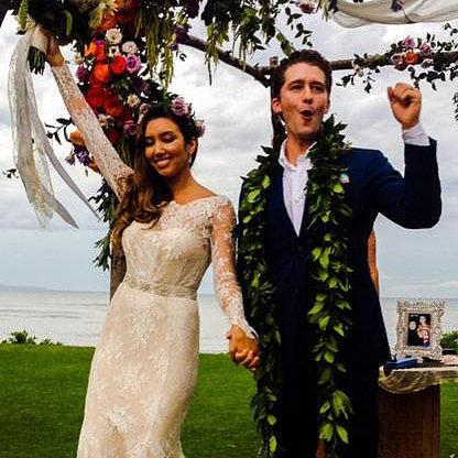 Matthew Morrison Marries Renee Puente