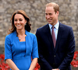 Kate Middleton, Prince William's Second Baby Due in April, Kate Middleton Ready for First Pregnant Engagement
