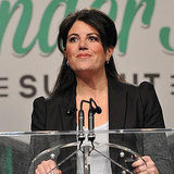 Monica Lewinsky Got a Standing Ovation With Her Speech on Cyberbullying