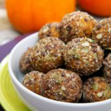 Chocolate Chip Pumpkin Protein Balls