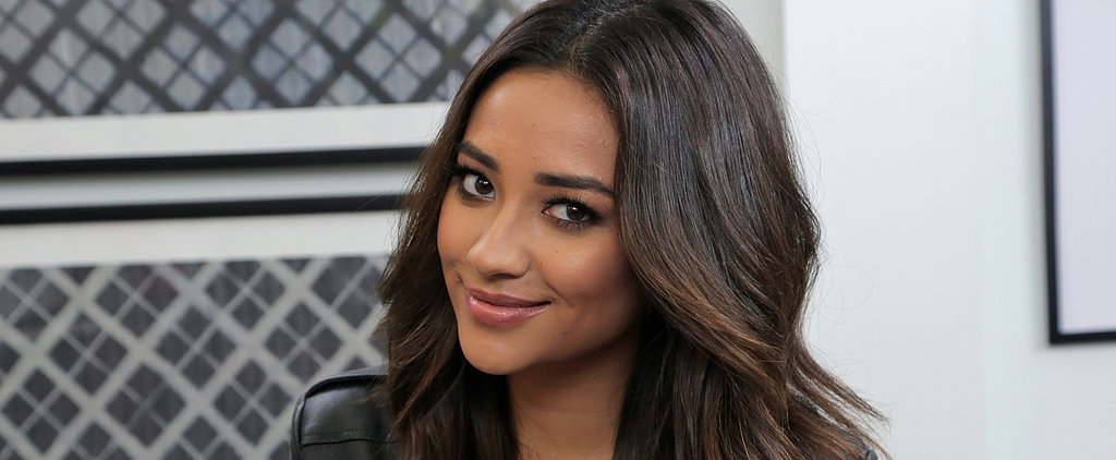 Shay Mitchell Thinks 1 Pretty Little Liars Theory Is Crazier Than Most